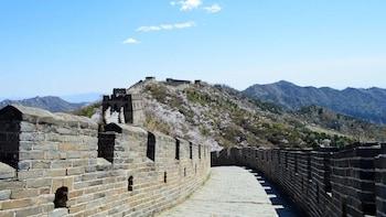 Private Tour: Chinesische Mauer von Mutianyu und Ming-Gräber an einem Tag