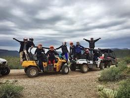 Show item 3 of 6. Bradshaw Mountains ATV or UTV Off-Roading Tours