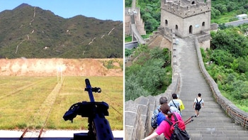 Private Target Shooting and Great Wall Day Tour