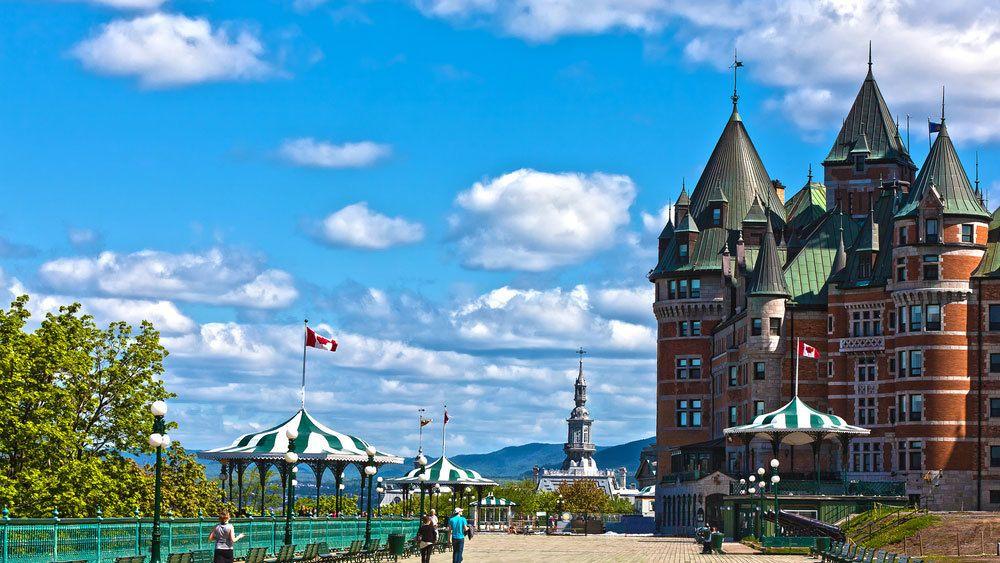 Québec City Grand Walking Tour