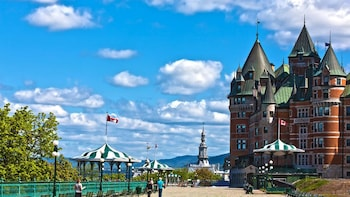 Québec City Grand Walking Tour