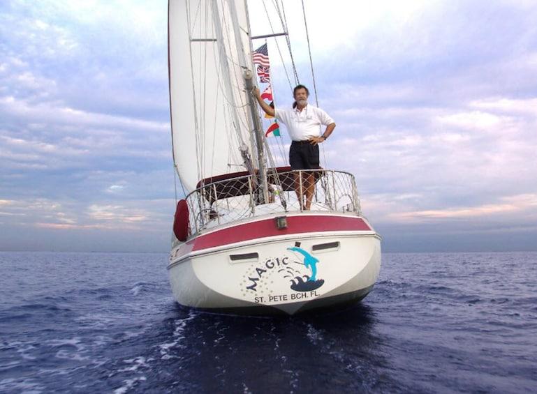 Boca Ciega Bay Sunset Cruise