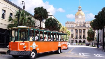 Savannah Old Town Trolley Hop-On Hop-Off City Tour