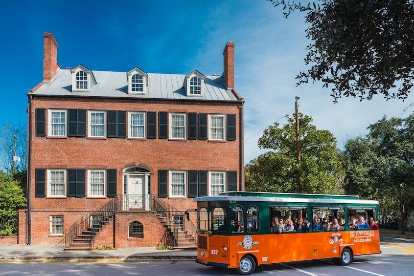 Savannah Old Town Trolley Hop-On Hop-Off City Tour