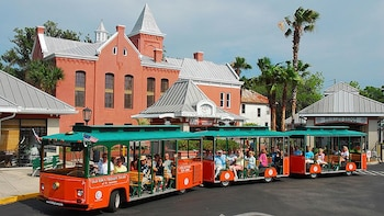 Tour in autobus hop-on hop-off del centro storico di St. Augustine