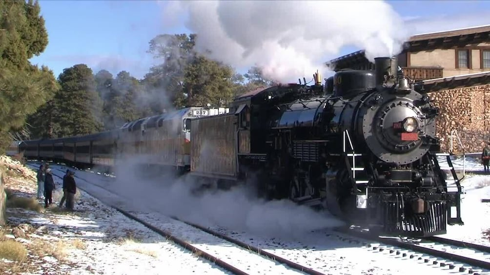 Show item 5 of 7. Grand Canyon Railway Day Trip