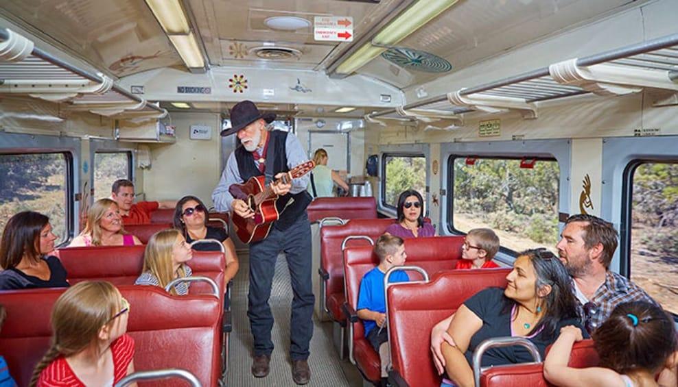 Foto 7 von 7 laden Grand Canyon Railway Day Trip