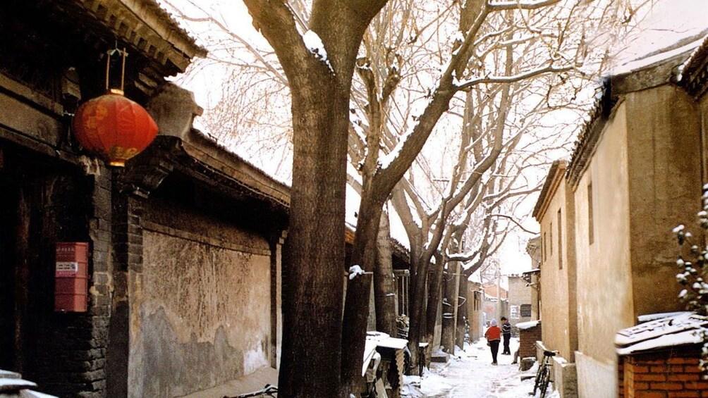 正在顯示第 2 張相片,共 5 張。 Snowy streets of Beijing