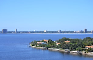 Tampa Bay & Davis Islands Helicopter Tour