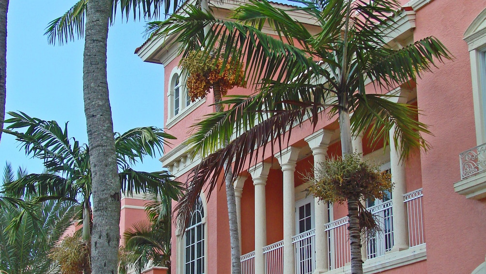 Show item 2 of 5. Colorful exterior of a home in Naples