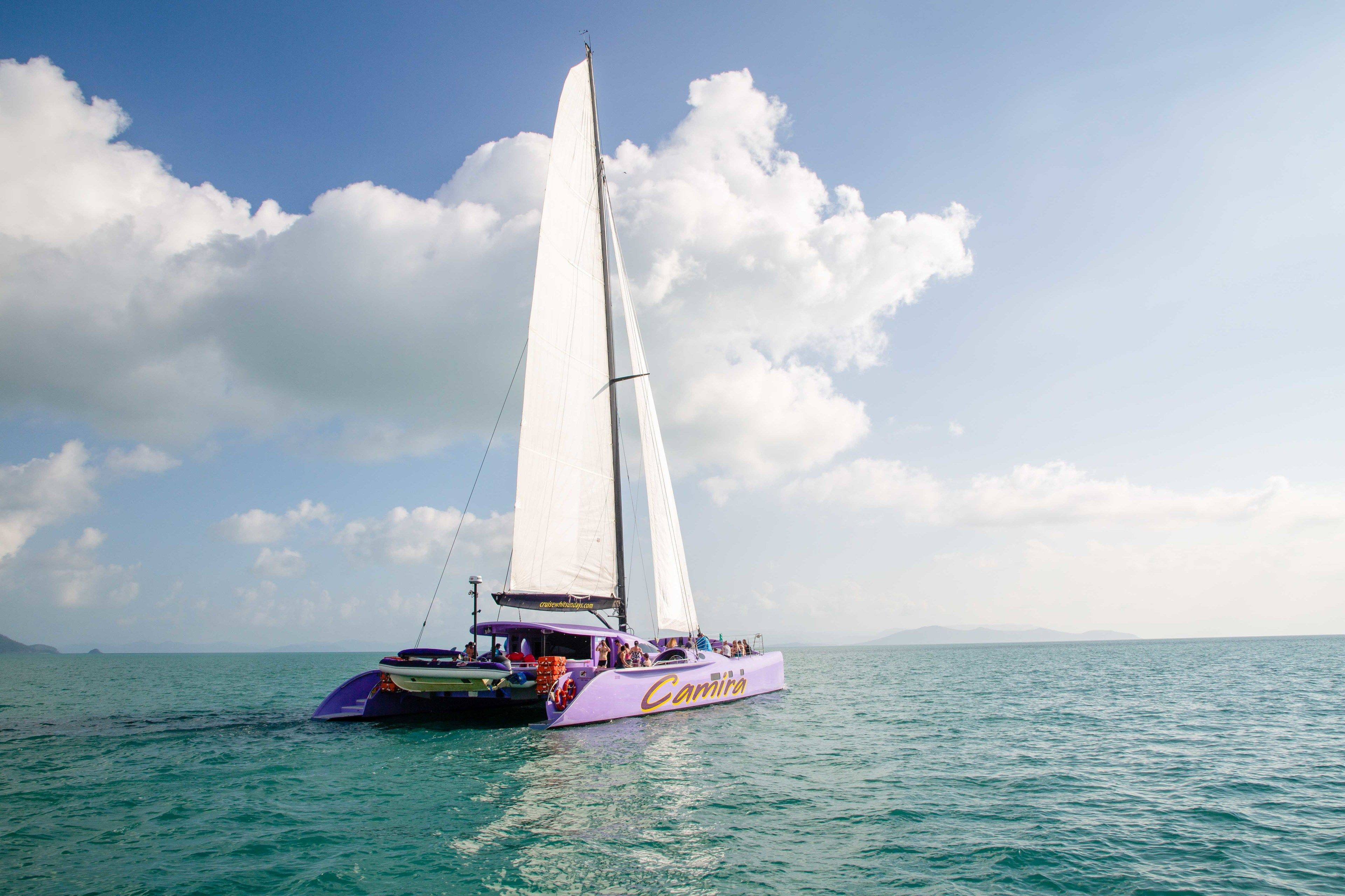 Whitehaven Beach Sailing Adventure