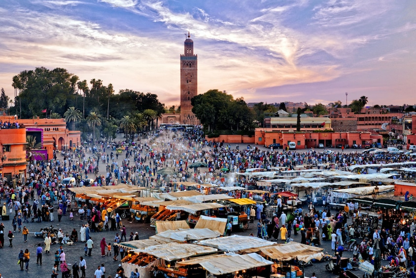 Marrakech Discovery and Tagine Tasting