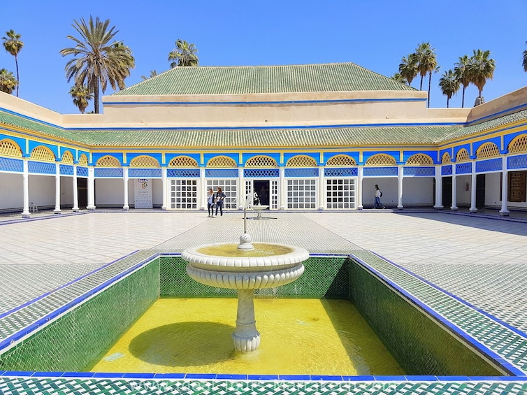 Tour of Palace & Monument of Marrakech