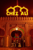 Fantasia-show Chez Ali