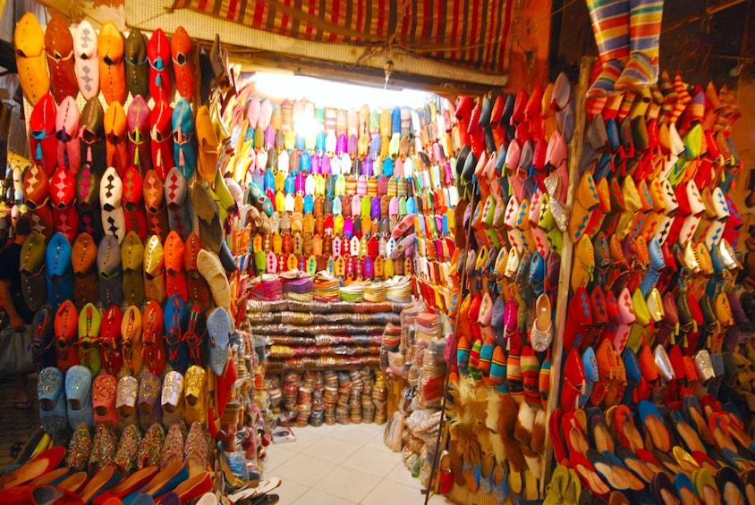 Mystical Marrakech Medina and Souks on foot