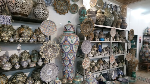 Mystical Marrakech Medina and Souks on foot