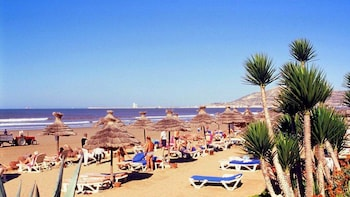 Agadir's Atlantic Coast, Sun, Sea & Brunch