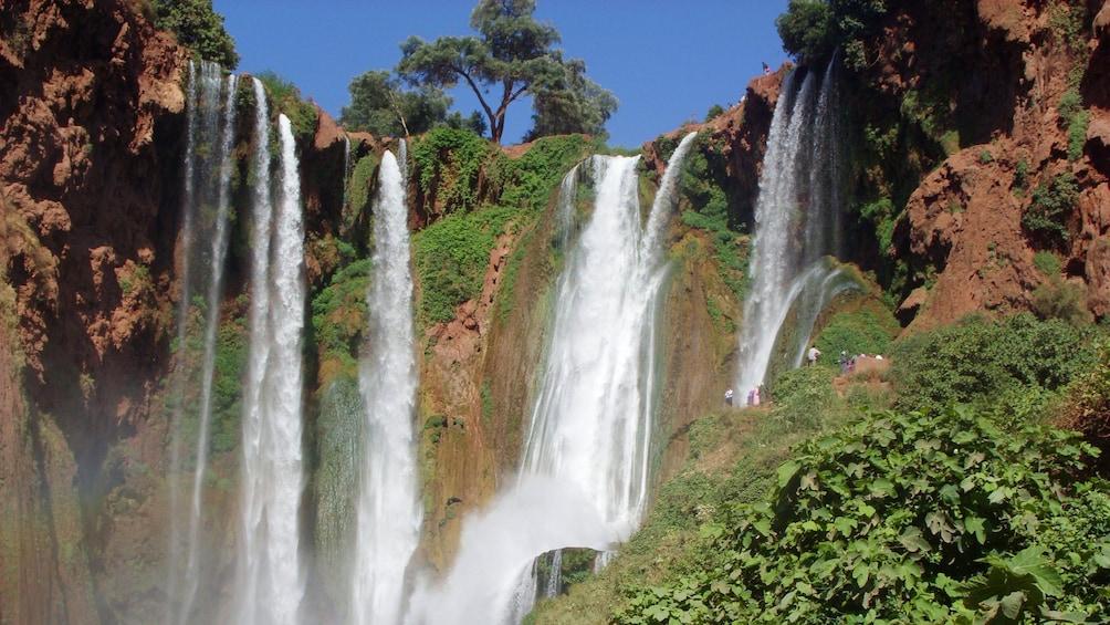 Charger l'élément 4 sur 6. Ouzoud Falls near Marrakech