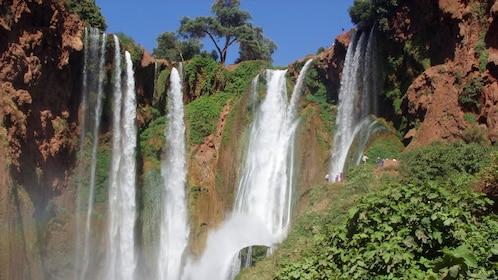 Ouzoud Falls near Marrakech