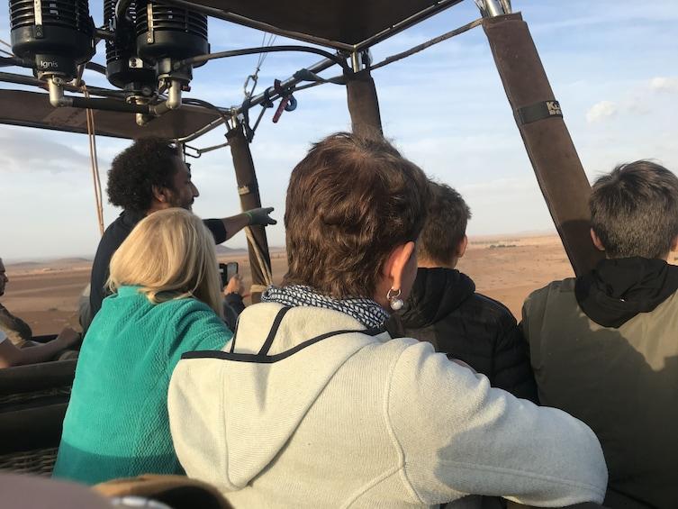 Charger l'élément 3 sur 4. Sunrise Hot Air Balloon Flight