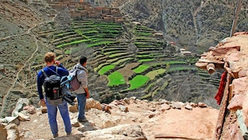 Atlas Mountains Trek & Lunch with a Berber Family