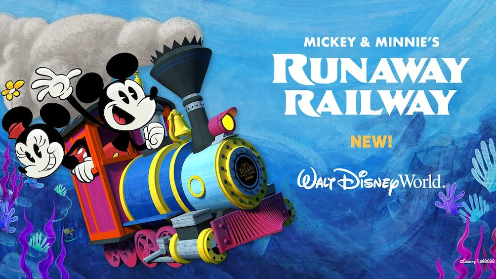 Show item 2 of 9. Walt Disney World® Resort Theme Park Tickets