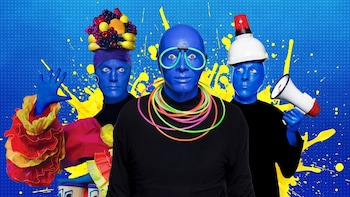 Blue Man Group em Orlando