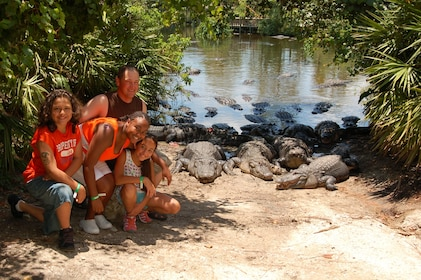 Adventure Tours at Gatorland