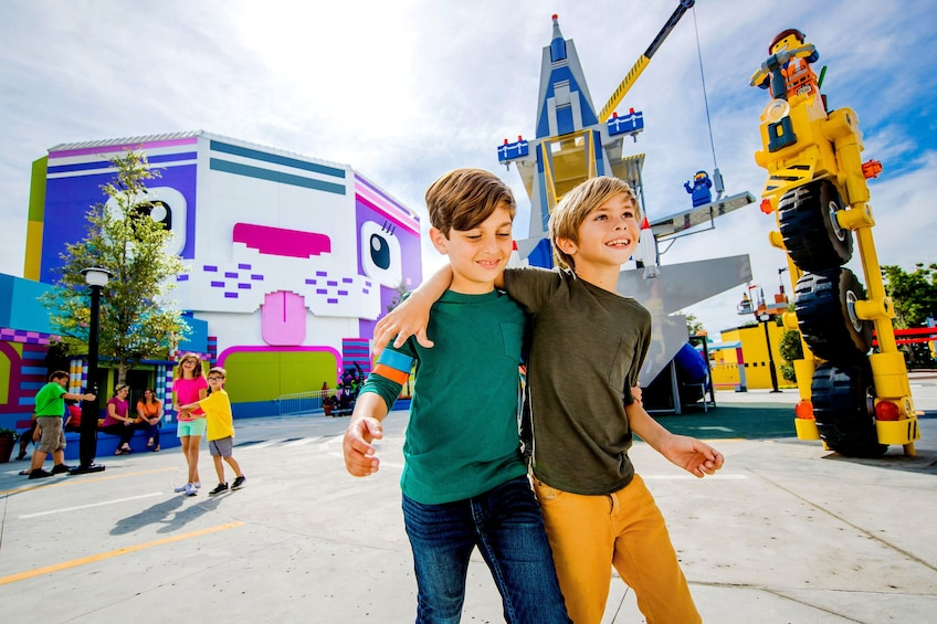 Open foto 3 van de 10 LEGOLAND® Florida Tickets