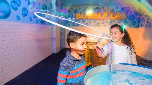 BubbleLab in WonderWorks