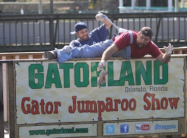 Gatorland & Airboat Ride