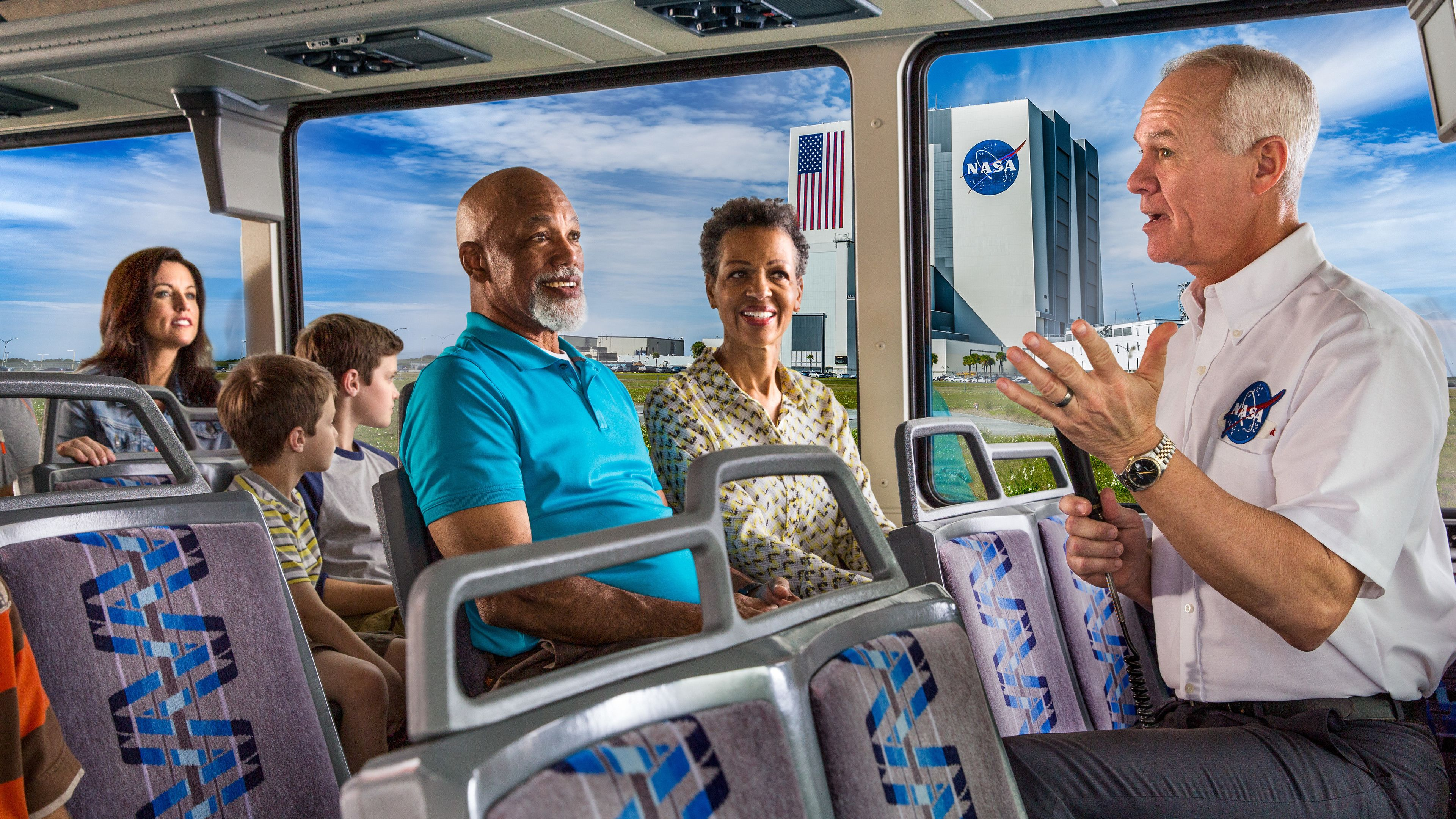 Ultimate Kennedy Space Center Experience med transport