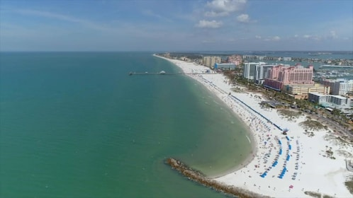 Excursion to Clearwater Beach with Lunch from Orlando
