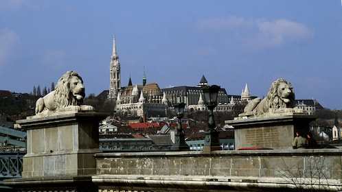 View of the city of Budapest