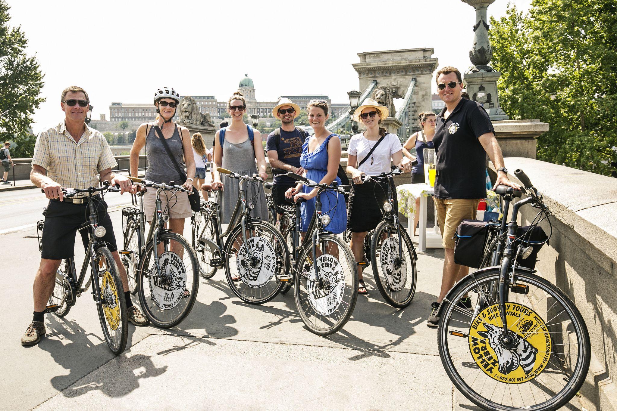 Sykkeltur i liten gruppe med stopp for kaffe