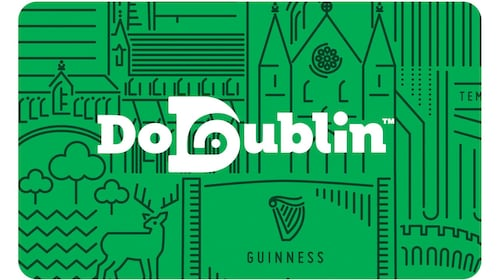 View of the DoDublin card for transportation
