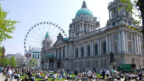 belfast city hall in Dublin