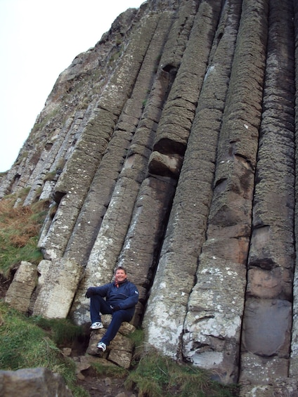 Show item 3 of 10. Giant's Causeway, Carrick-a-Rede Rope Bridge & Belfast City