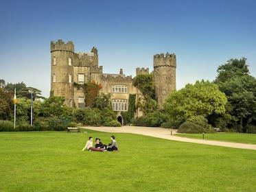 Malahide Castle & Dublin Bay Half-Day Tour