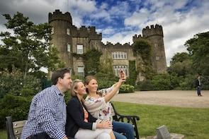 Halvdagstur til Malahide Castle og Dublin Bay