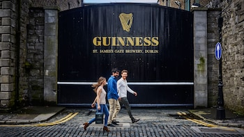 Billets sans file d'attente pour le Guinness Storehouse