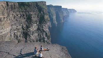 The Cliffs of Moher, the Burren & Galway Bay Rail Tour