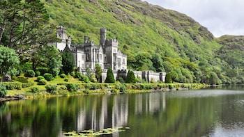 Tagesausflug mit dem Zug nach Connemara und zur Galway Bay