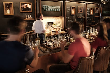 Jameson Distillery Guided Tour & Comparative Whiskey Tasting