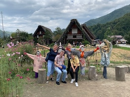 Shirakawa-go Half day tour (UNESCO World Heritage)
