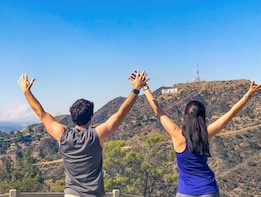 Show item 2 of 10. #1 Griffith Park Experience: Hollywood Hills Hike