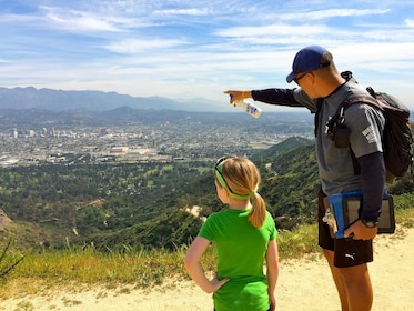 #1 Griffith Park Experience: Hollywood Hills Hike