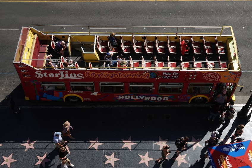 Show item 4 of 9. Hop-On Hop-Off City Sightseeing Tour of Los Angeles