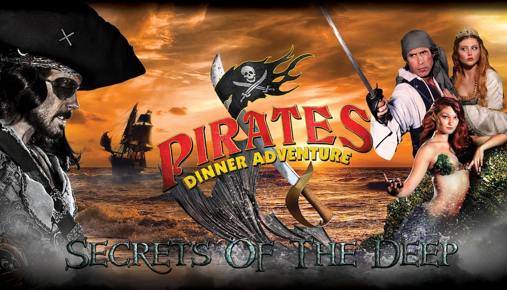Show item 1 of 4. Pirates Dinner Adventure