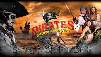 Dîner-spectacle de pirates